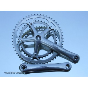 campagnolo record crankset 170mm 52/39 vintage for sell