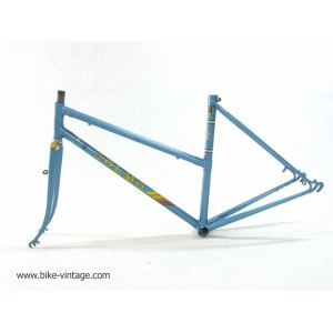 for sell Vintage Lady Frame and fork Olmo, COLUMBUS tubes, gipiemme